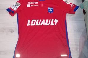 257ième maillot offert par Mr Cédric DAURY