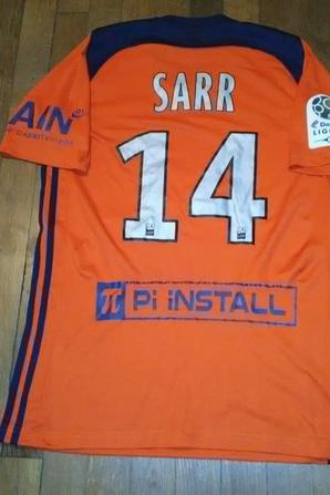 276ième maillot porté par Adama SARR