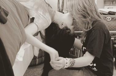 """""""L'amour c'est l'amour, qu'on soit censé être ensemble, ça ne change rien."""""""