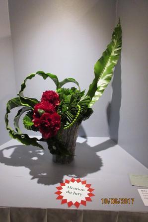 les deux du haut catégorie fleurs imposés