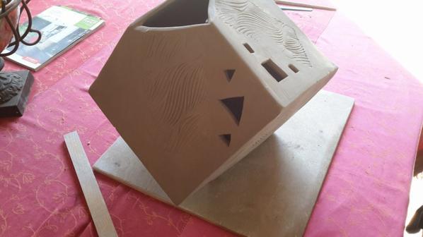 Mon cube à eu tellement de succès que j'ais des commandes, plus gros,plus petit..