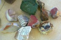Mines de Malachite et pierres semi-précieuses