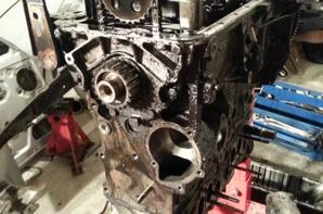 Pièce moteur