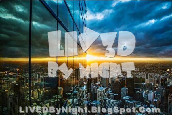 << Diffusez & Partagez #LiV3DByNight, sur Facebook, Twitter et Google + >>