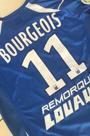 Maillot porté par Maxime BOURGEOIS