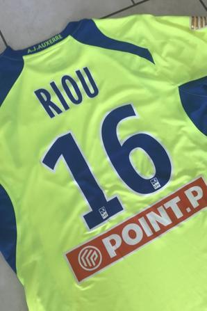 Maillot porté par Rémi RIOU