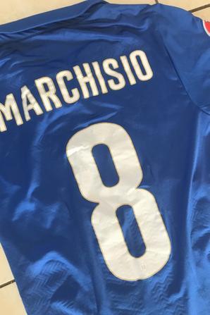 Maillot porté par Claudio MARCHISIO