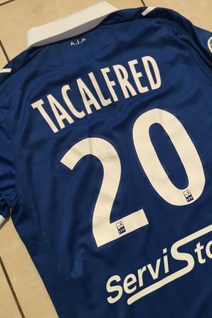 Maillot porté par Mickael TACALFRED