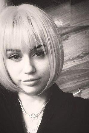 Miley Cyrus : elle passe au carré court !