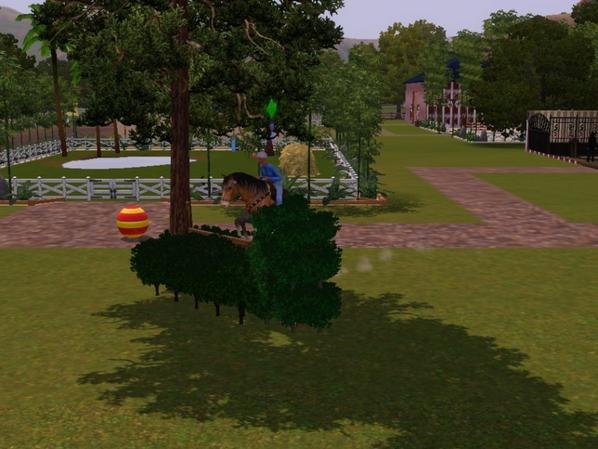 Sims 3 animal & cie
