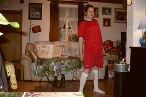 Moi :) Joueuse de foot bonjour :)