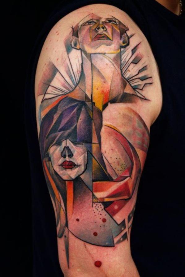 Tattouages à formes