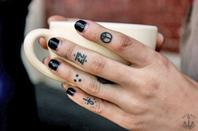 Finger's Tattoo