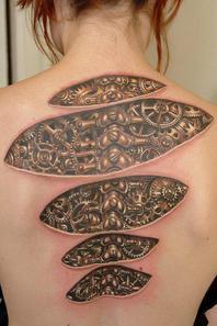 Tatouages 3D