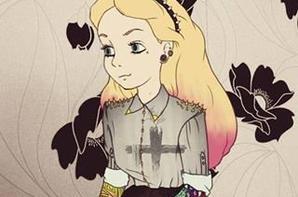 Alice tatouée?