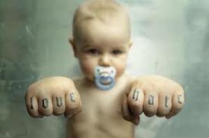 Tattooed Baby'zzzz