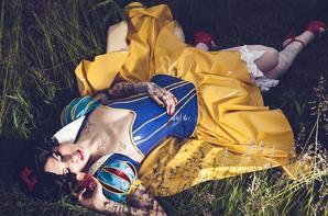 Snow White - Blanche Neige