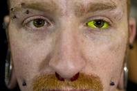 Tatouage de l'oeil