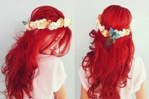 Et les cheveux rouges? Ça vous botte? :)