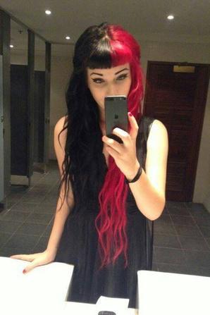 Rainbow Hair !!