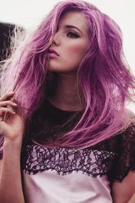 Purple, violet, lilas & Cie