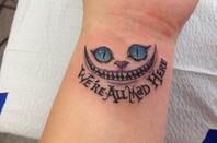 Chat du Cheshire  (Alice au Pays des Merveilles)