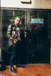 Rebellion Punk Music Festival de la semaine dernière