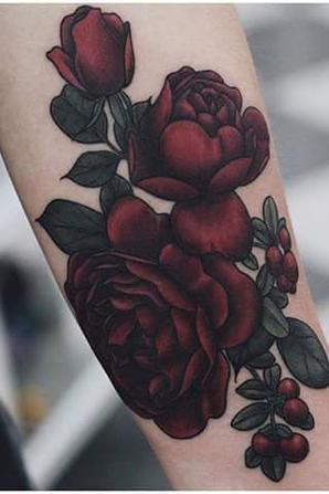Les fleurs : couleurs ou contours?