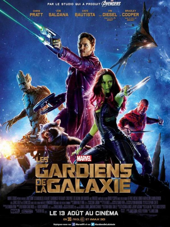 Les gardiens de la galaxie (MCU)