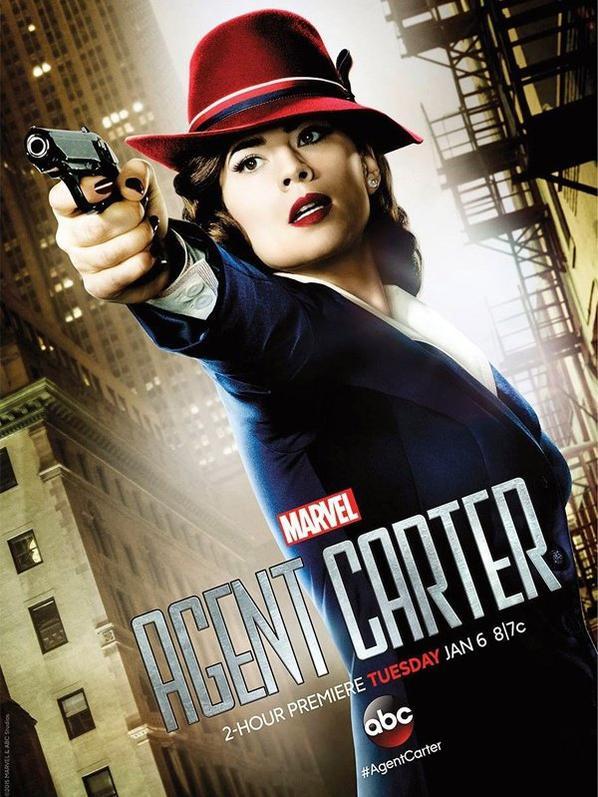 MARVEL: Agent CARTER (MCU)