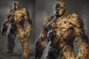 Pour BEN GRIMM la CHOSE en MOTION CAPTURE