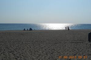 Vacances a Barcarès août 2013 :