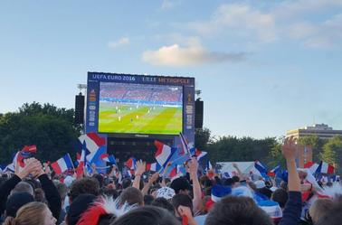 FAN ZONE LILLE