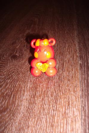 Porte-clé petits Ourson!!