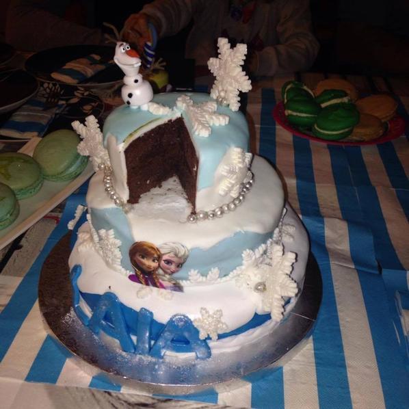 Molly cake chocolat ( mon premier ;-) )