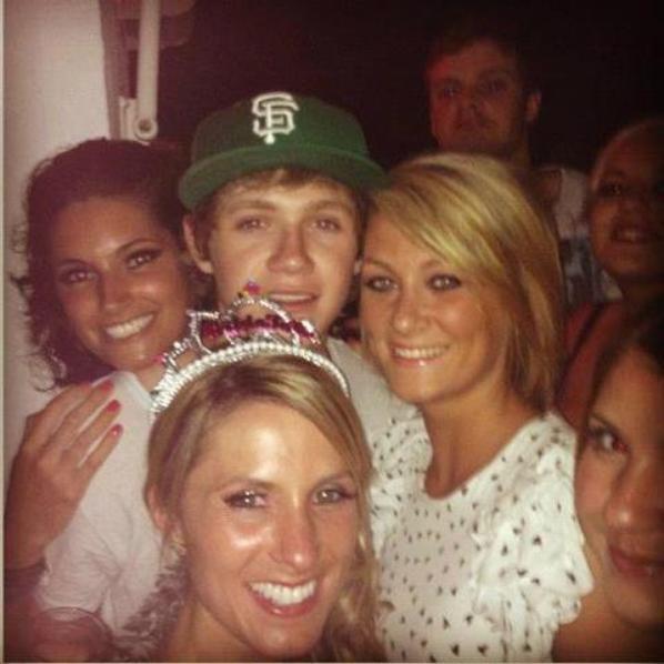 Niall a une fête