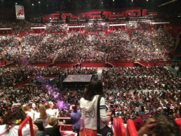 BERCY Avant début et  (NOW ONE THING)