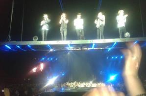 Photo du concert prise par une amie a moi :)