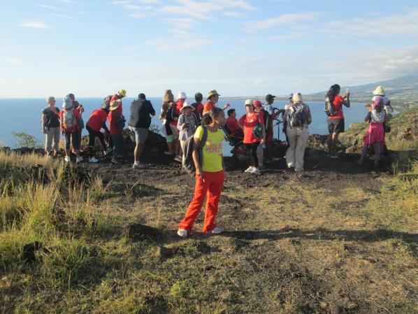 Rando Santé du samedi 11 juillet 2015 au Cap La Houssaye