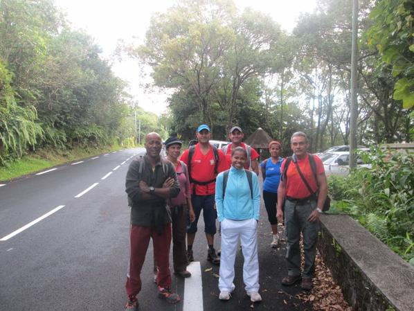 Rando Bon Marcheur à Saint-Philippe Dimanche 26 juillet 2015