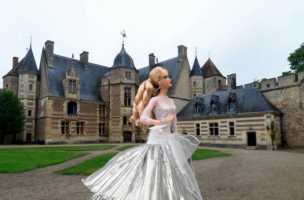 en visite aux châteaux