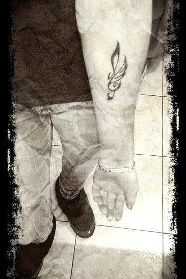 mes tattoos