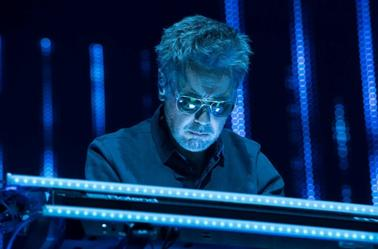 Jean Michel Jarre Electronica American Tour Montréal