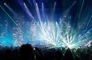 Jean Michel Jarre Electronica American Tour Toronto