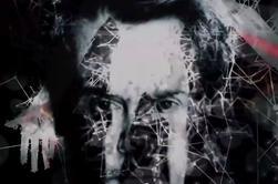 Jean Michel Jarre Graphique Turbulences