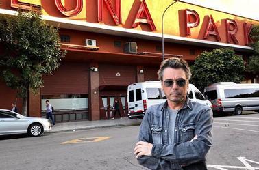 Jean Michel Jarre Luna Park Argentine