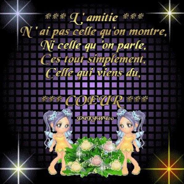 l amitiee!!!!!!!!!!!!!!