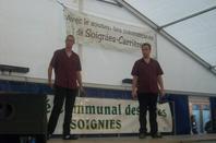 Concert de Soignies (Belgique) le 15/09/2012