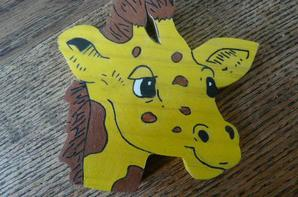 aimants disney et girafe