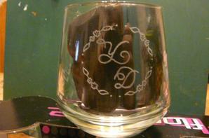 gravures sur verres